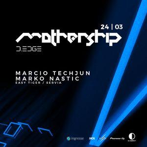Marko Nastic Live @ D.Edge Sao Paolo Brasil 24.03.2018 pt1