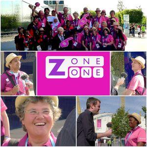 ZoneOneRadio - #CommunityProfile - @MayorofLondon Boris Johnson thanks @London2012 @LdnAmbassadors