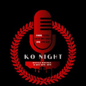 Blastival presents KO NIGHT BATTLE ROYALE Warmup Session with Adders