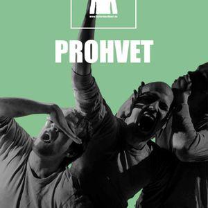 """Lavastusest """"Prohvet""""rääkisid lavastaja Kaija M. Kalvet ja näitleja Karl E. Tammi"""