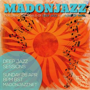 MADONJAZZ #90: Deep Jazz Sounds