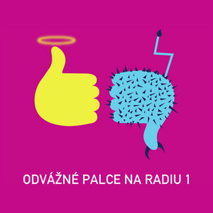 ODVÁŽNÉ PALCE 05.03.2020 (NEVIDITELNÝ, FRČÍME, Berlinale 2020, seriály McMILLIONS, THE OUTSIDER)