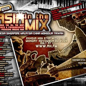 Radio KUL 117 - Afterhours.FM Asia In The Mix 001 Simon Lee & Alvin Guestmix Rebroadcast