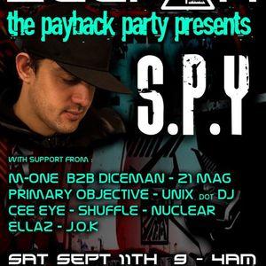 Deepah S.P.Y. Promo Mix