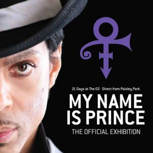 """The Violet Reality discuss the """"My Name Is Prince"""" exhibit on talkRADIO w/ The Two Mikes   31-10-17"""