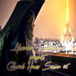 Alexander Funkmachine - Coloured House Session 006