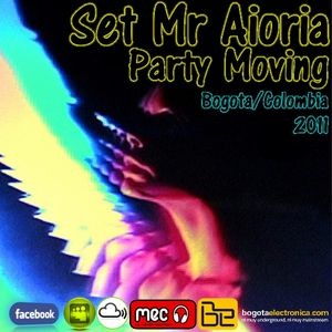 Set Mr Aioria - Party Moving
