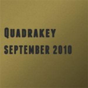 Quadrakey - September 2010