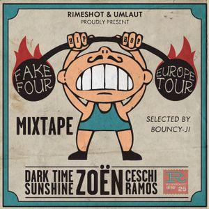 Fake Four Europe Tour - Mixtape