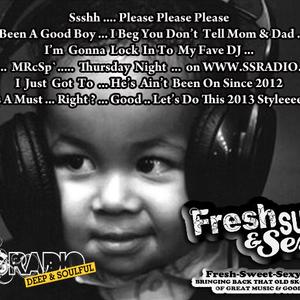 DJ MRcSp` Pres. Slink Funk House Sessions (69th Edition 24th Jan 2013) FSS Promo