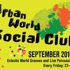 Urban World Social Club ft. Palner & Borello