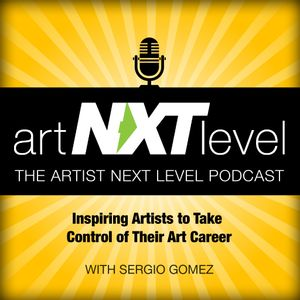 090 Setting Goals for Your Art Career with Sergio & Dr. Yanina Gomez. Part 1