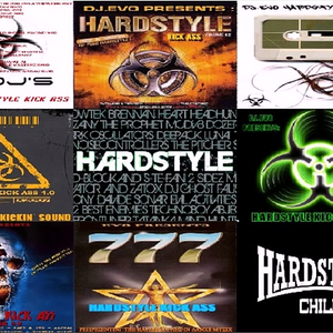 Hardstyle Kick Ass IX The Best of (2006-2011) - Side A