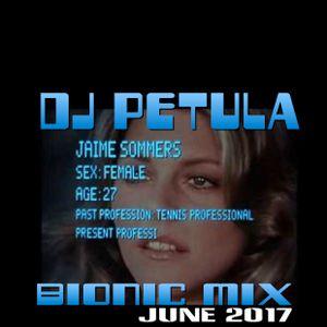 DJ PETULA . BIONIC MIX JUNE 2017