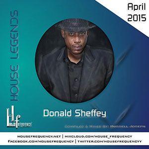 House Legends - Donald Sheffey (Russell Joseph)