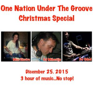 One Nation Under The Groove - Christmas Time Edition