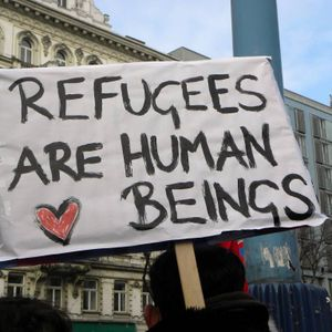 Quite Frankly 'Advice from High Schoolers; Refugee Activism'  11/19/15