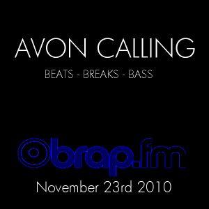 Avon Calling - November 23rd 2010