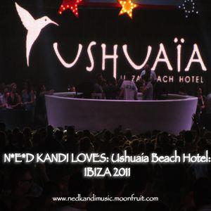 N*E*D KANDI LOVES: Ushuaia Beach Hotel: IBIZA 2011