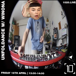 Unfoldance w/ Winona - 16th April 2021