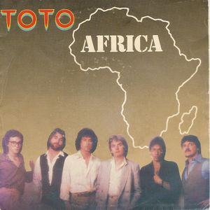 Toto in Africa