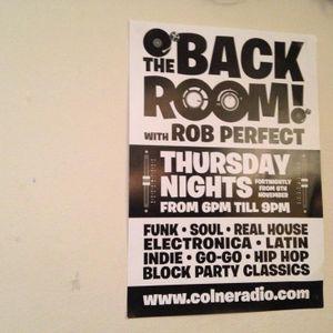 Rev Wright's The Backroom mix (Colne Radio)