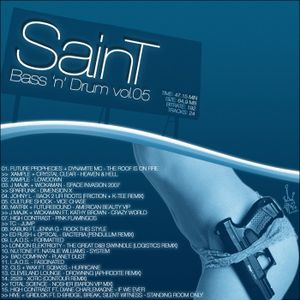 SainT / LoudestSilence - Bass 'n' Drum vol.05 [2007]