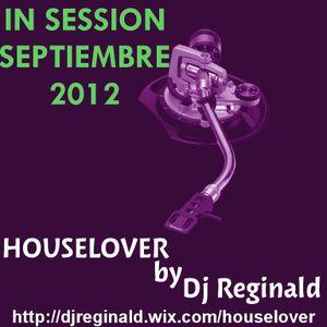 Dj Reginald - Session Septiembre 2012