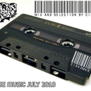 ciskoman on the mix july 2010