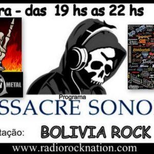 Programa Massacre Sonoro - 02/07/2015