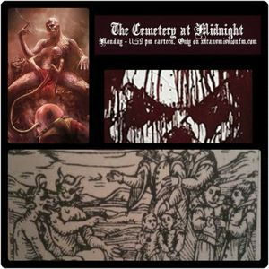 The Cemetery at Midnight on xtransmission.com - 8/31/2015