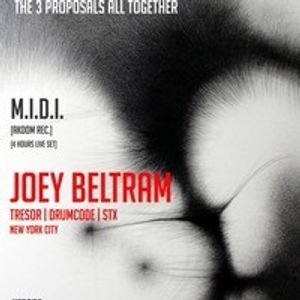 M.I.D.I. @SUnshine Music Fest w/h Joey Beltram Part 4