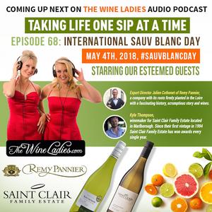 Episode 68:Sauvignon Blanc Day 2018; Julien Cothenet and Kyle Thompson