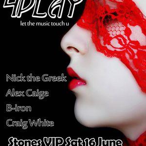 4play livemix @stones centurion 16 june 2012