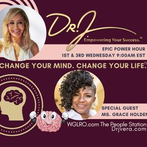 WGLRO Radio with Dr. Jessica Vera - The Epic Power Hour - the DWMS 09 15 2021 Wednesday