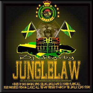 JUNGLE LAW, Dj STARBY 17-8-14