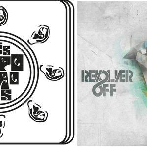 Desempolvados #22 RadioLUX  Entrevista con Revolver Off 11-Agosto-13