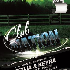 Tezija & Keyra presents Club Nation Episode 136