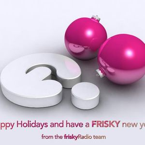 Freeze On Frisky December 2010