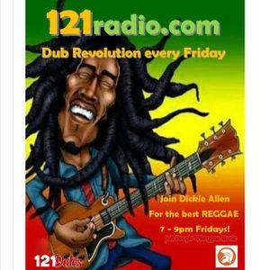 121radio Dub Revolution Reggae Show with Dickie Allen 23/04/21