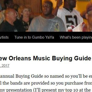 Best of the New Orleans 2017 releases