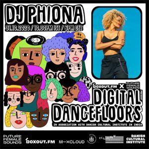 Digital Dancefloors - DJ Phiona [31-10-2020]