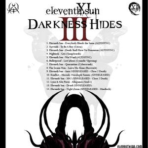 DARKNESS HIDES III