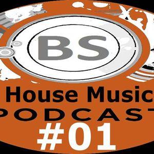 PODCAST HOUSE MUSIC. BALDE SACANA #01