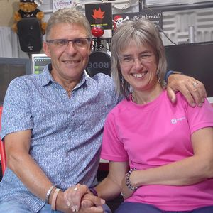 Martin & Wendy LIVE on RNI 5-7pm 22 October 2017