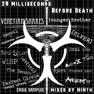 28 Milliseconds Before Death