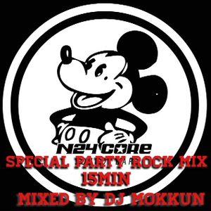Dj Mokkun's 15Min Special Party Rock Mix!!