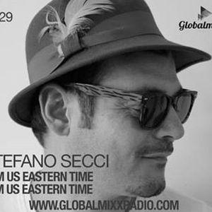GLOBAL MIXX RADIO   ( STEFANO SECCI )  ESCLUSIVE