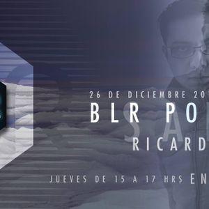 Ricardo Saenz BLR Podcast Crossfader.Net