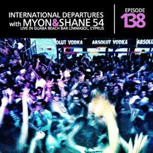International Departures 138